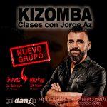Nuevo grupo de iniciación a la Kizomba