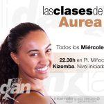 Clases de Kizomba con Aurea