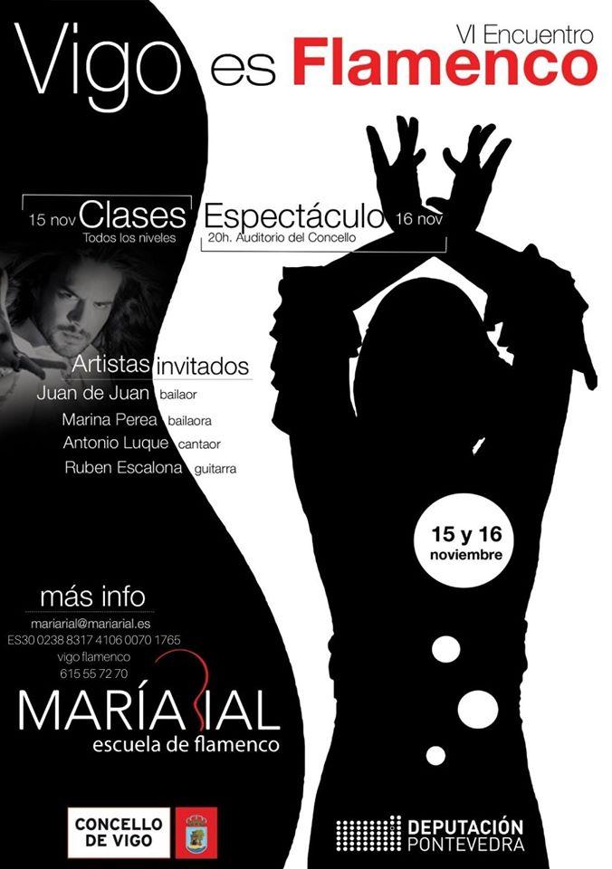 IV Vigo es Flamenco
