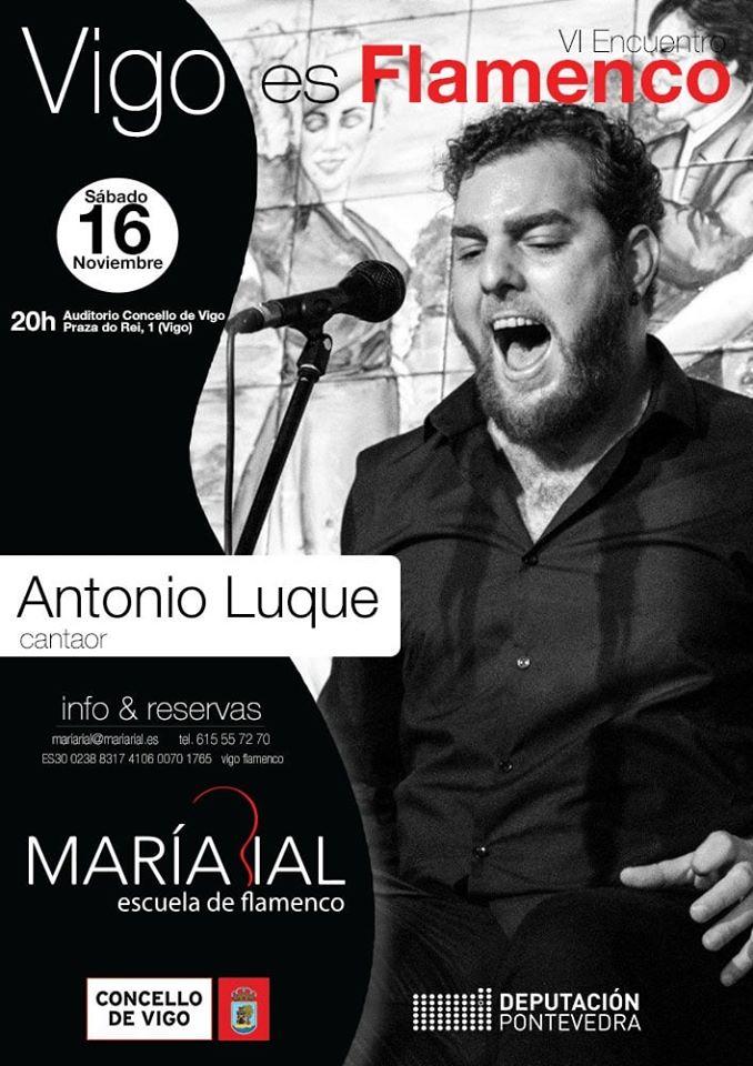 Antonio Luque Cantaor