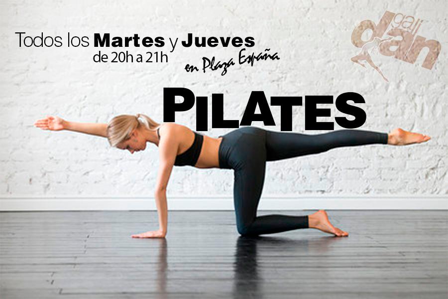 Pilates en Galidancia Vigo